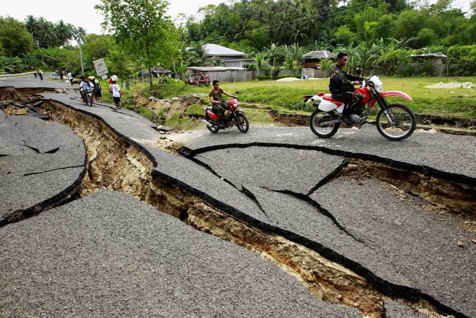 recent earthquakes philippines Here are history's top deadliest earthquakes that caused major destruction in the philippines.