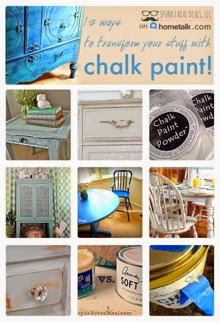 12 Best Chalk Paint Projects!