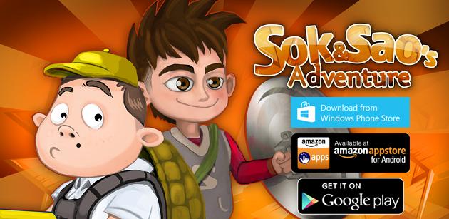 Sok and Sao's Adventure v1.0 APK MOD