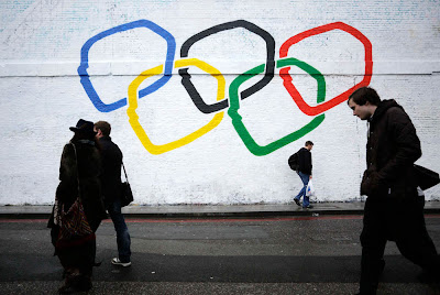 olympic rings, olympics