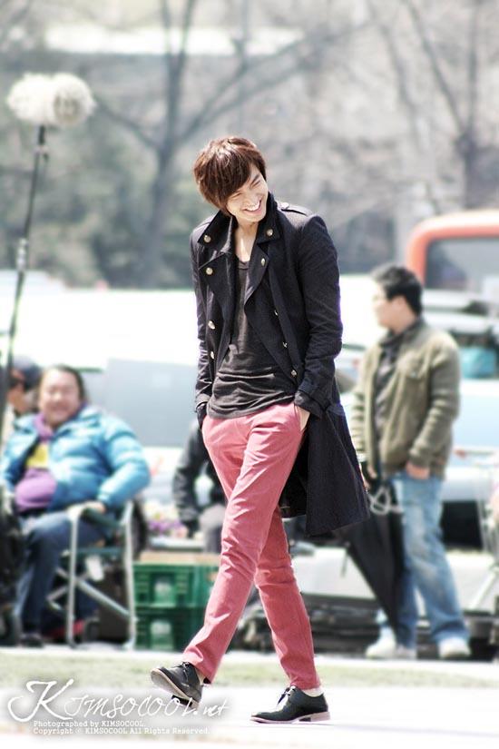 Me Aliya Korean Fashion Icon Lee Men Ho This Is Lee