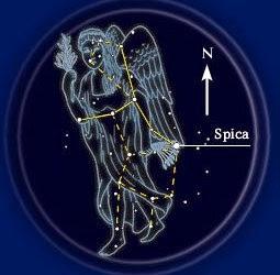 constelación virgo