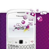 paket layanan blackberry Axis