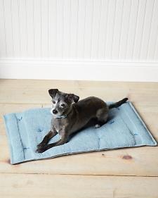 Almofadinha para seu cão