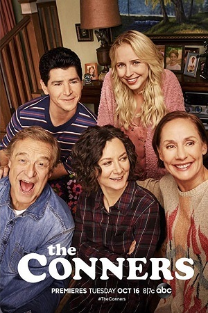The Conners - Legendada Séries Torrent Download capa