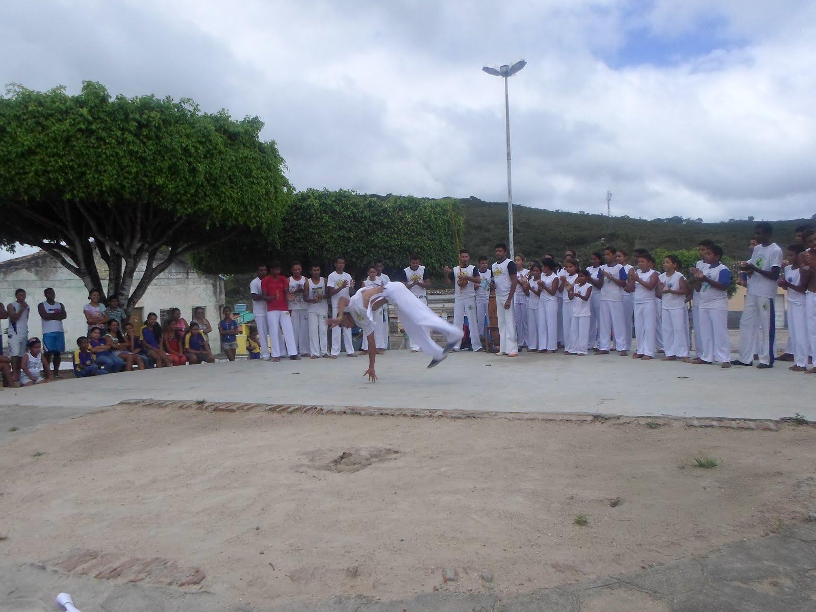 Orgulho de ser Capoeira