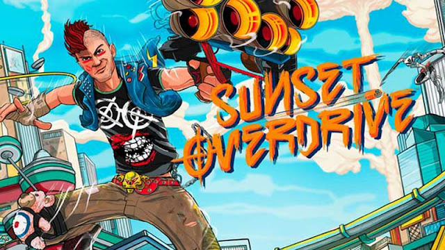 Sunset Overdrive Juego PC Full 2018