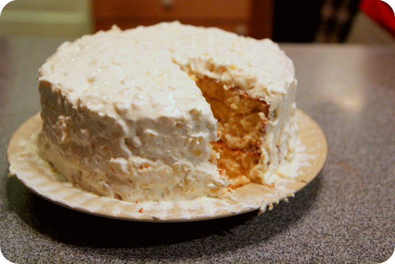 Can Home Made Rum Cake Be Frozen