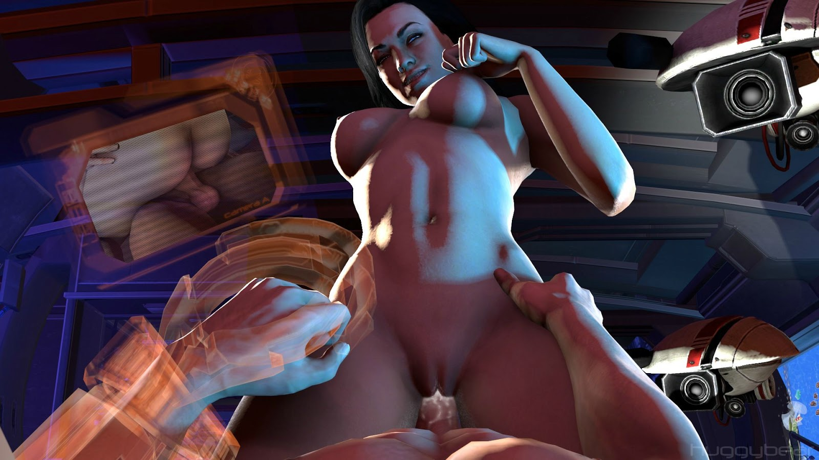 Mass effect porn picture naked gallery