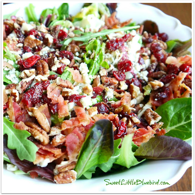 Sweet Little Bluebird: My Most Popular Salad - Weekend ...