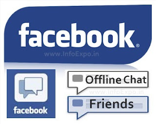 How to find Facebook friends in Offline Chat