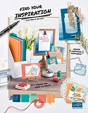 The new Stampin' Up! Catalogue available now!
