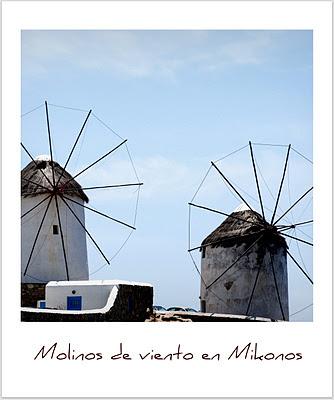 Mikonos: La isla de los molinos