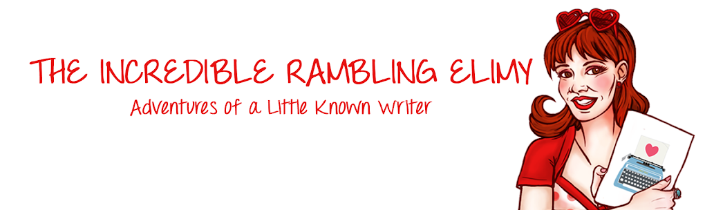 The Incredible Rambling Elimy   |   Fiction Reviews & Creative Writing