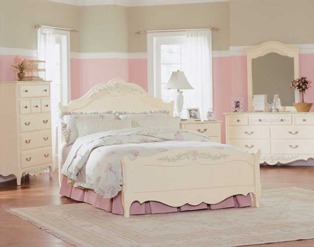 Colorful bedroom designs for girls home designs plans - Bed for girls room ...
