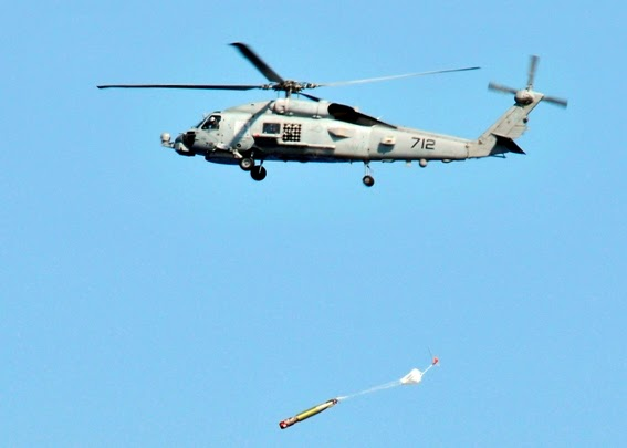 TLDM Mohon 6 Helikopter Anti Kapal Selam