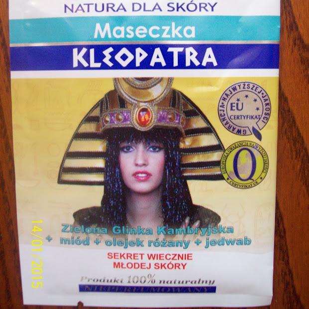 Dermaglin maseczka Kleopatra