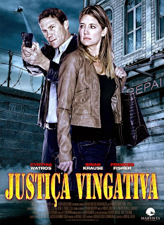 Filme Poster Justiça Vingativa DVDRip XviD & RMVB Dublado