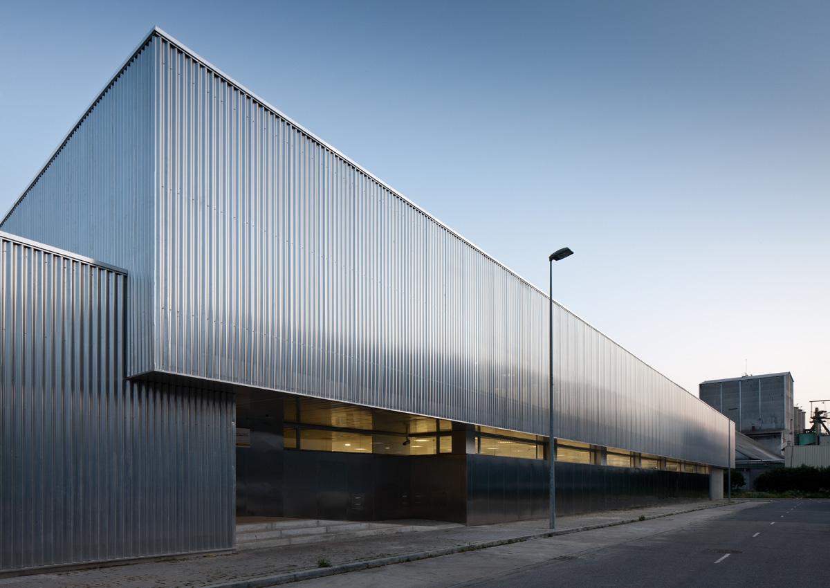 Sevilla Arquitectura Nueva Sede Del Servicio Publico De