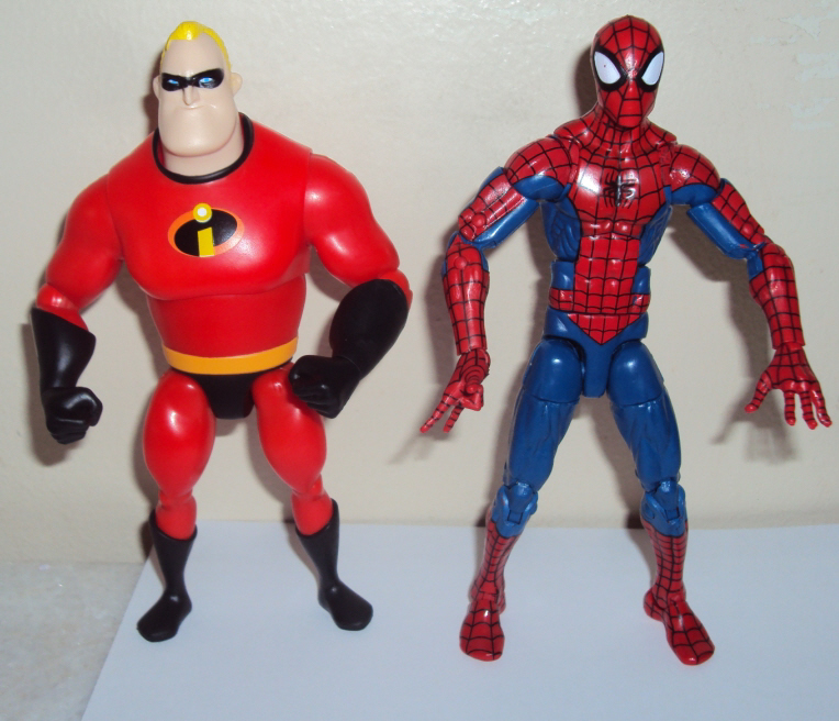 Best Incredibles Toys Reviewed : Action figure imagery toy reviews disney pixar mr