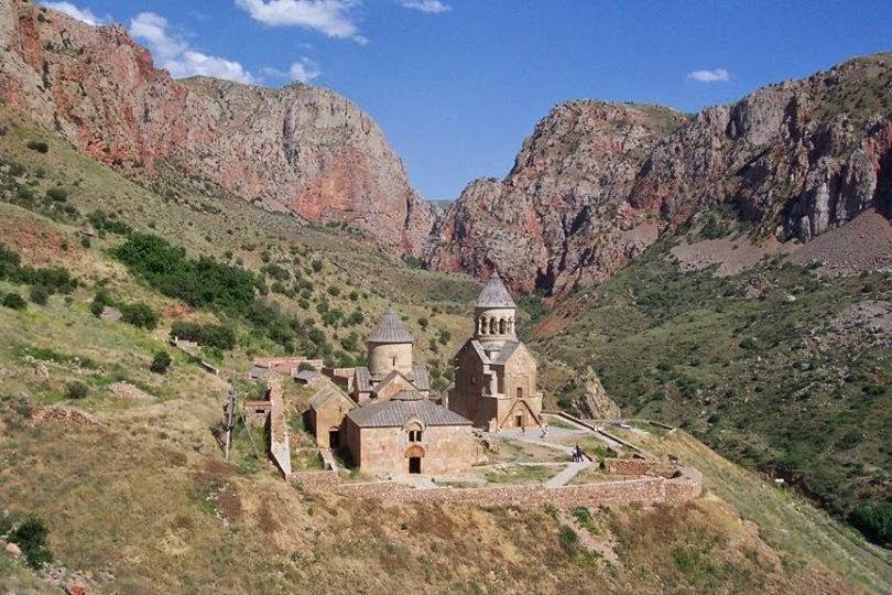 Il Monastero di Noravank - Yeghegnadzor (Armenia)
