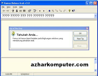 Download Kamus Bahasa Arab Indonesia V.3.0