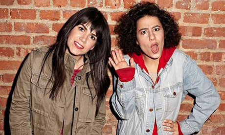 broad city cast