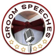 groom speech, grooms wedding speeches