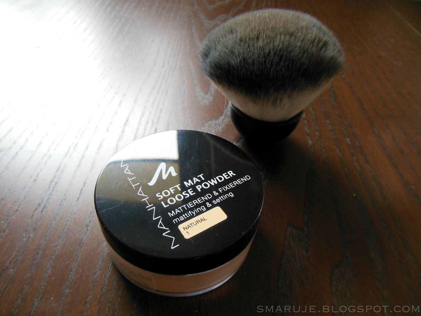 Manhattan – Soft Mat Loose Powder – Natural [recenzja]