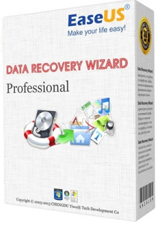 Download EaseUS Data Recovery Wizard Professional 7.5.0 + Serial