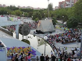 Veranos de la Villa: Cirque Rouages en Tetuán