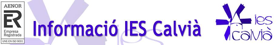 Informació IES Calvià