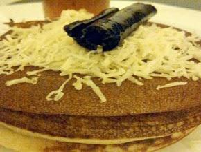 Resep Cara Membuat Pancake Keju Enak