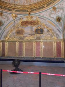 """Harem Treasury""  in Topkapi Palace."