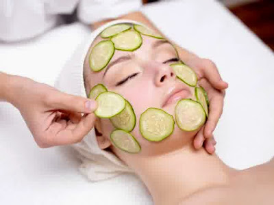 Tips Membuat Masker Wajah dengan Mentimun