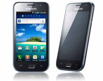 Samsung Galaxy SL i9003 User Manual