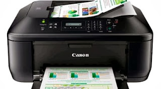 Canon PIXMA MX397 Printer Download Free Driver