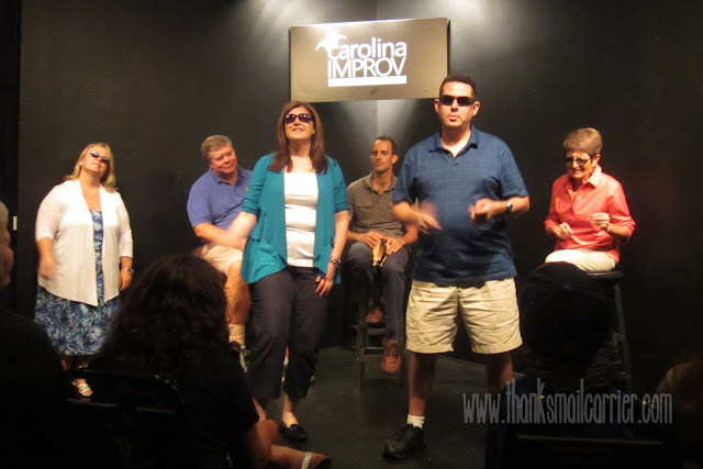 Carolina Improv comedy review