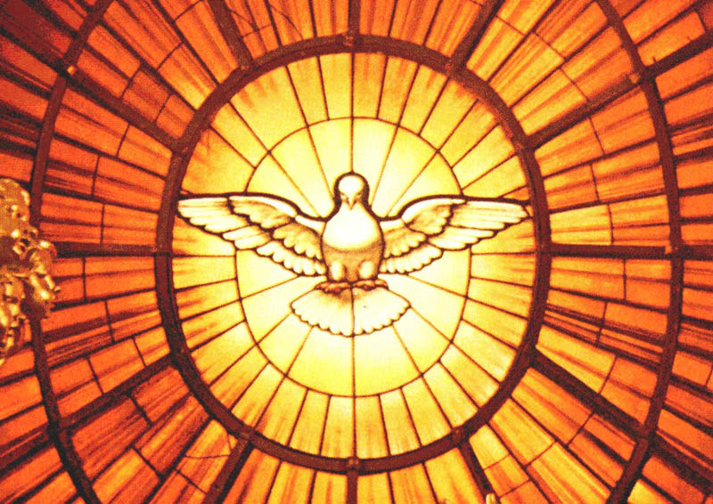 Campaign for Divine Mercy: Prayer for the Gifts of the Holy Spirit