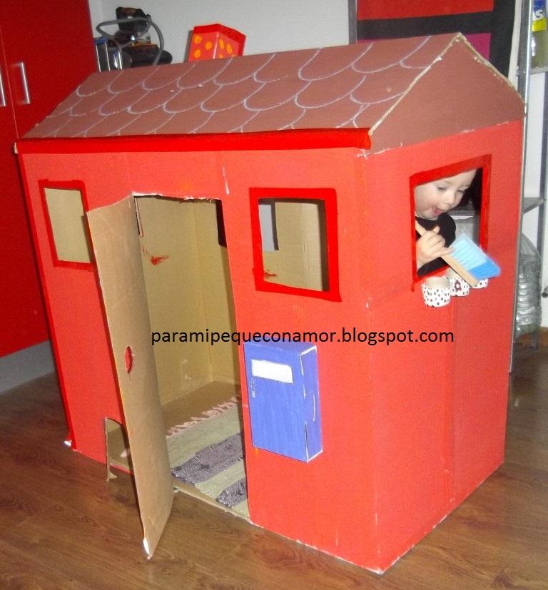 C mo hacer una casita para ni os construccion y - Como construir una casa para ninos ...