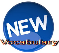 new, vocabulary, memorize word