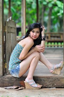 Foto Model Cantik 9