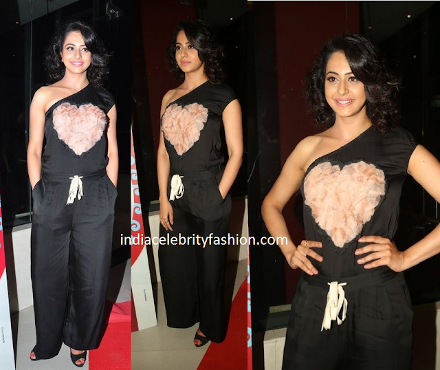 Rakul Preet Singh in Asmita Marwah Outfit