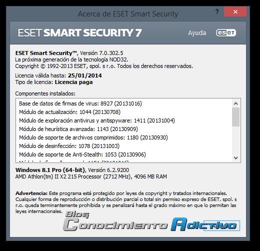 Eset Nod32 Antivirus 5 Username And Password Till 2017 LANTIVIRUS DE REFE.