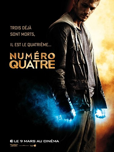 Numéro 4 (2011) Action/Science fiction Numero-4_fr