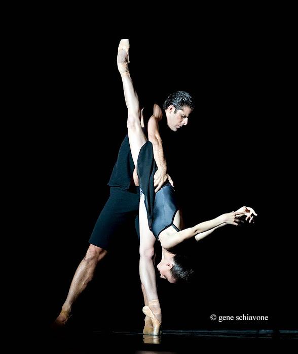 Isabela Bolyston. Bailarina