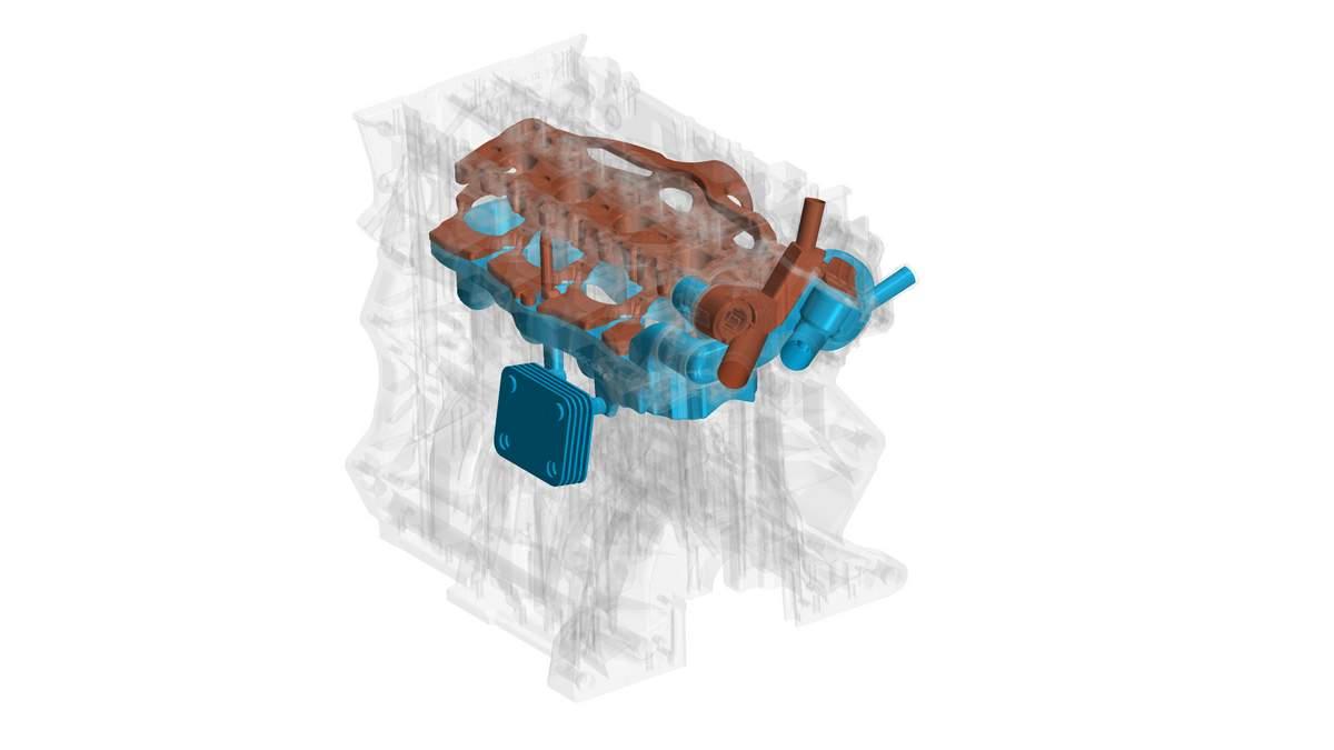 Novo Motor VW 1.6 16V - Duplo Circuito de arrefecimento