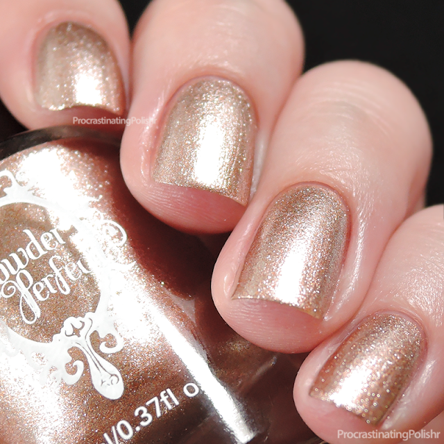 Gilded Beauty - Powder Perfect Castle collection