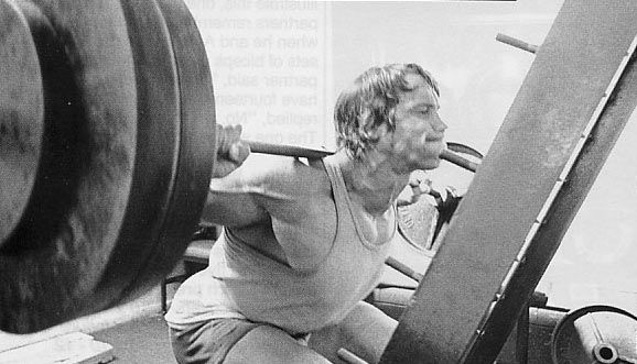 Slow Training Arnold