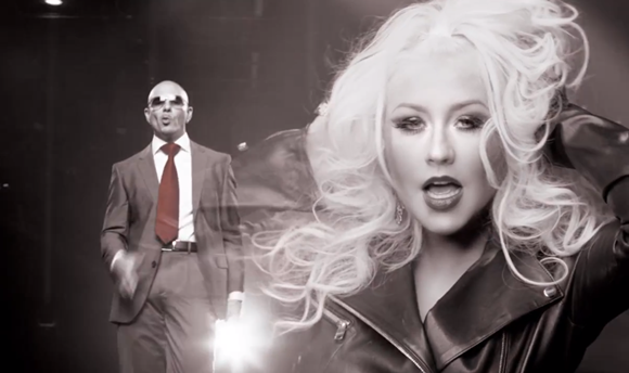 Pitbull e Christina Aguilera Feel This Moment